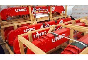 Кран-манипулятор Unic URA 504 (новый) 2020 г.в.